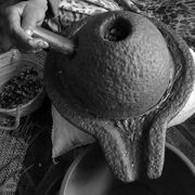 Argan Nuts Grinder