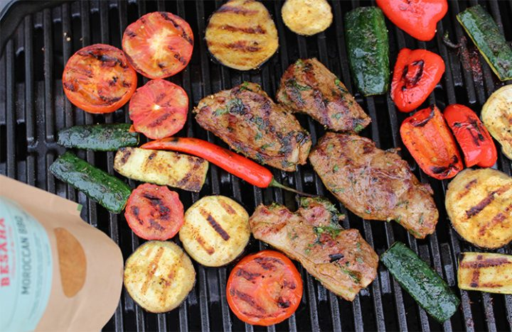 Moroccan Summer BBQ Recipe